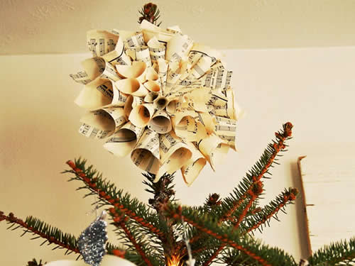 Oh Christmas Tree Topper