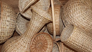 Handmadeinamerica - Wicker Basket